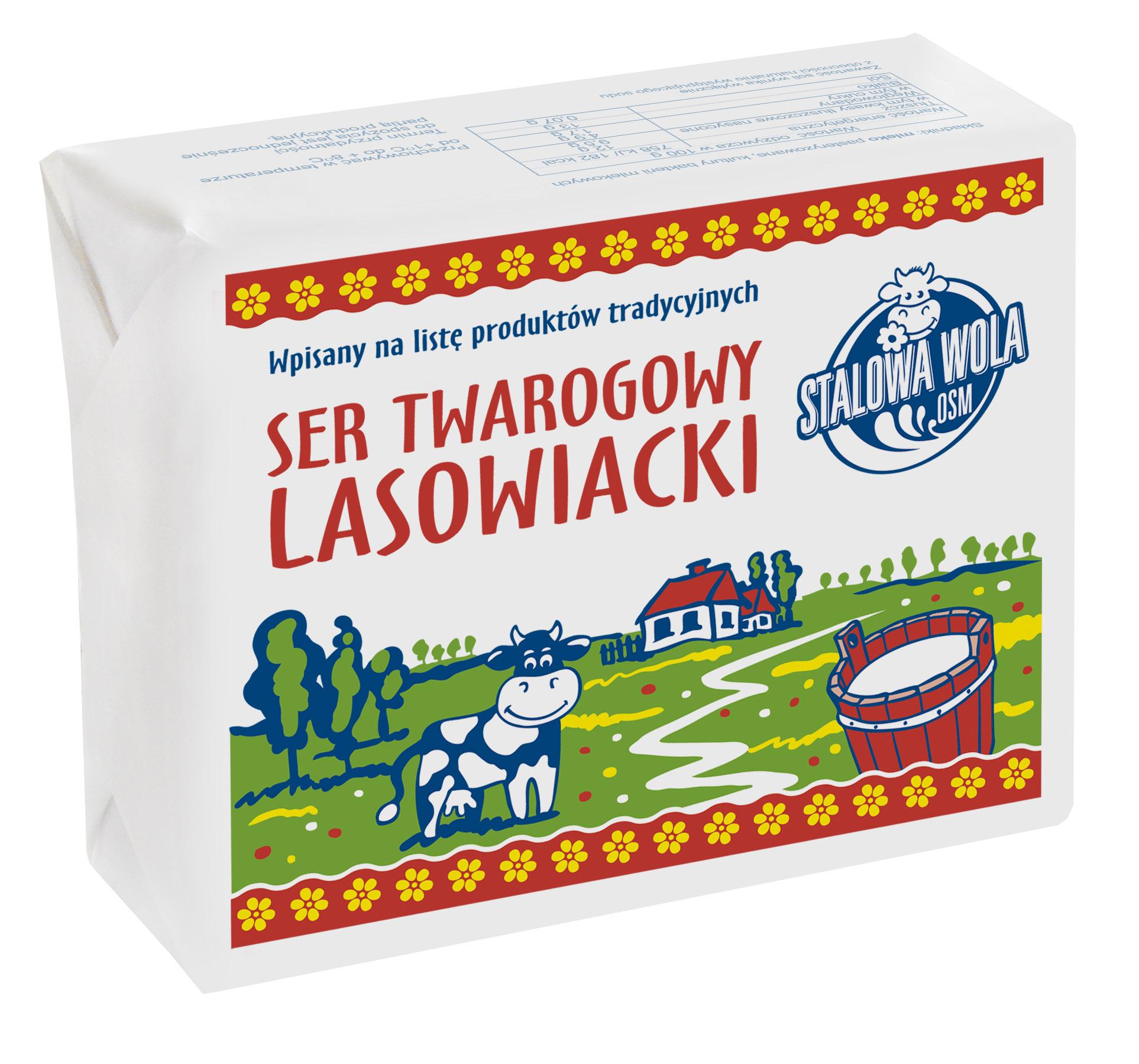 Ser Twarogowy Lasowiacki